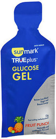Sunmark True plus Glucose Gel Fruit Punch - 1.4 oz