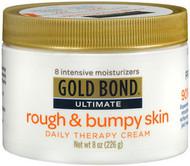Gold Bond Ultimate Rough & Bumpy Skin Daily Therapy Cream - 8 oz Jar