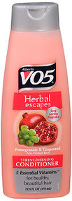 VO5 Herbal Escapes Strengthening Conditioner Pomegranate & Grapeseed - 12.5oz