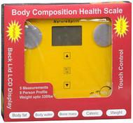 NatureSpiritn Body Composition Health Scale - 1 ea.