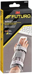 Futuro Deluxe Wrist Stabilizer S-M Right Hand Beige, 09090ENT