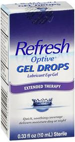 Refresh Optive Gel Drops - 0.33 oz