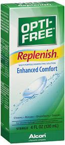 Opti-Free Replenish Multi-Purpose Disinfecting Solution - 4 oz