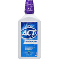 Act Anticavity Fluoride Rinse Dry Mouth Soothing Mint - 18 oz