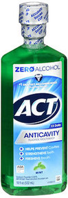 Act Anticavity Fluoride Rinse Mint - 18 oz