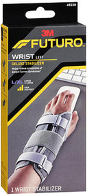 Futuro Deluxe Wrist Stabilizer Left Hand Large-X-Large