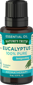 Nature's Truth Aromatherapy Essential Oil Eucalyptus - .5 oz