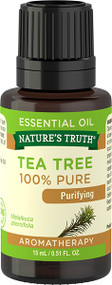 Nature's Truth Aromatherapy Essential Oil Tea Tree - .5 oz