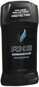 Axe Dry Anti-Perspirant Deodorant Invisible Solid Phoenix - 2.7 oz