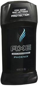 Axe Dry Anti-Perspirant Deodorant Invisible Solid Phoenix - 2.7 oz