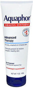Aquaphor Healing Ointment Advanced Therapy Skin Protectant - 7 oz