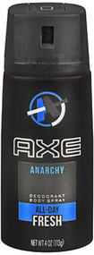 Axe Daily Fragrance Anarchy for Him - 4 oz