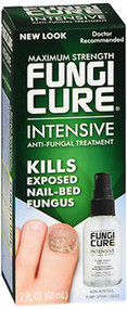 FUNGICURE Maximum Strength Intensive Anti-Fungal Treatment Spray Liquid