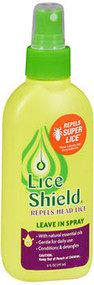 Lice Shield Leave In Spray - 5 oz