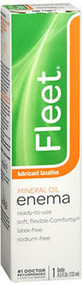 Fleet Mineral Oil Enema, Latex Free - 4.5 fl oz