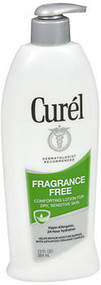 Curel Daily Moisture Fragrance-Free Lotion For Dry Skin - 13 oz