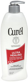 Curel Ultra Healing Lotion For Extra Dry Skin - 13 oz