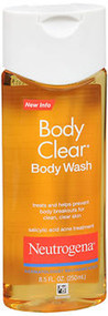 Neutrogena Body Clear Body Wash - 8.5 oz