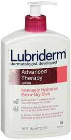 Lubriderm Advanced Therapy Skin Lotion - 16 oz