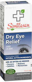 Similasan Dry Eye Relief Drops - 0.33 oz