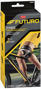 Futuro Sport Moisture Control Knee Support Small, 45694EN