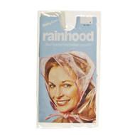 Rainhood, Clear - 1 Pkg