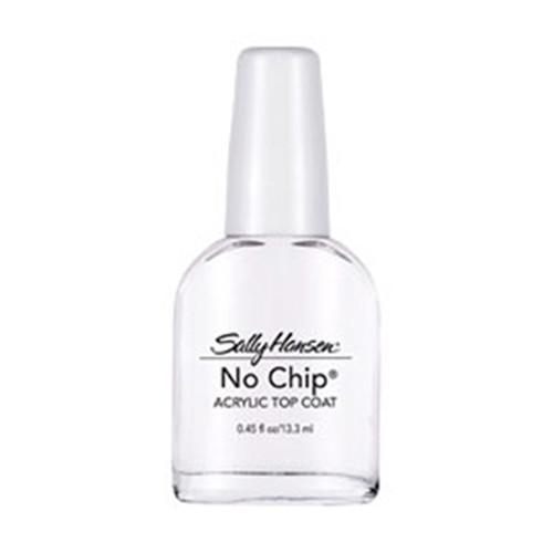 How To Make Nail Polish Not Chip: Sally Hansen No-Chip Acrylic Top Coat Nail Polish, Clear