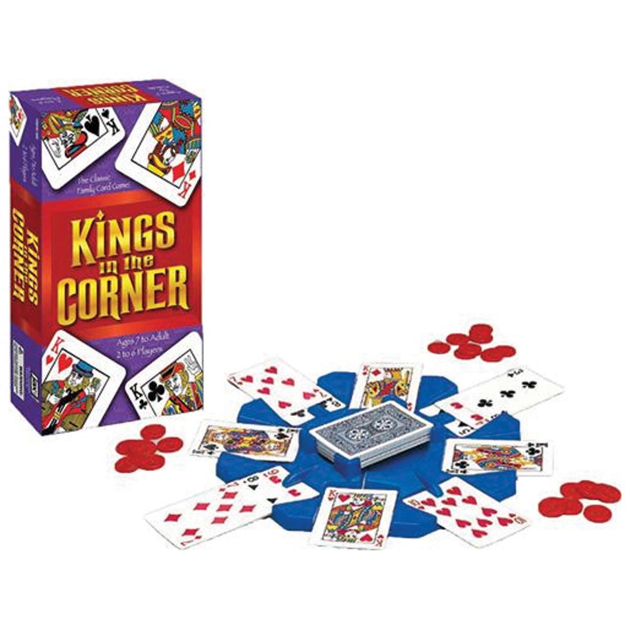 Kings In The Corner Card Game - 1 Pkg