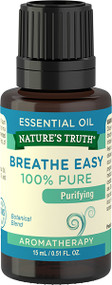 Nature's Truth Breathe Easy Essential Oil - .5 oz