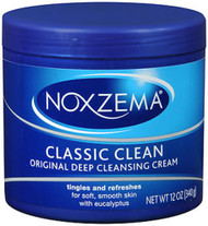 Noxzema Classic Clean Original Deep Cleansing Cream - 12 oz