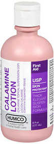 Humco Calamine Lotion - 6 oz