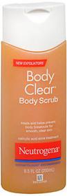Neutrogena Body Clear Body Scrub - 8.5 oz