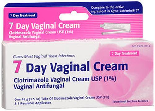 vagina Antifungal cream for