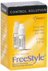 FreeStyle Control Solution - 2 ct