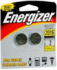 Energizer Watch/Electronic Batteries Size 2016 - 2pk