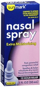 Sunmark Nasal Spray Extra Moisturizing - 1 oz