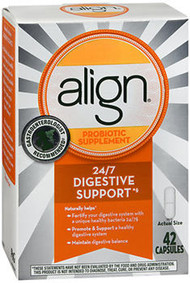 Align Digestive Care Probiotic Supplement - 42 Caplets