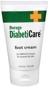 Borage DiabetiCare Foot Cream - 4.2 oz