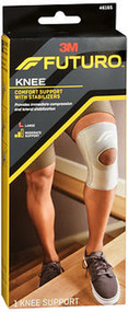 Futuro Stabilizing Knee Support, 6165EN - Large