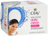 Olay 4-in-1 Daily Facial Cloths Normal - 33 ct