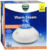 Vicks Warm Steam Vaporizer V150SGN
