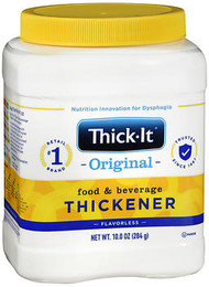 Thick-It Original, Instant Food and Beverage Thickener, Unflavored Powder - 10 oz