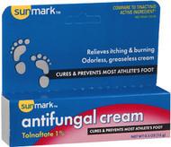 Sunmark Antifungal Cream Tolnaftate - 0.5 oz