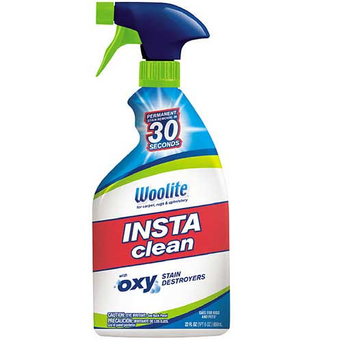 Woolite Oxy Insta Clean Carpet Cleaner 22 Oz The