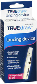 TRUEdraw Lancing Device KV1390 - Each