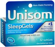 Unisom SleepGels - 32 Softgels