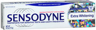 Sensodyne Maximum Strength with Fluoride Toothpaste Extra Whitening - 4 oz