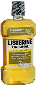 Listerine Original Mouthwash - 33.8 oz