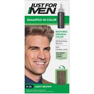 Just For Men Original Formula Haircolor Light Brown H-25 - each