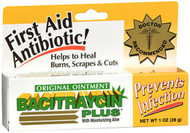 Bacitraycin Plus First Aid Antibiotic Ointment - 1 oz